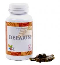 DEPARIM - ostropestřecový olej, ořešák, B2, Q10 - 60 tobolek