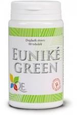 EUNIKÉ GREEN - chlorella, betaglukany, 60 tobolek