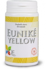 EUNIKÉ YELLOW - vitaminy, doplněk stravy, 60 tobolek