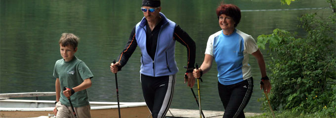 Reference - Nordic Walking